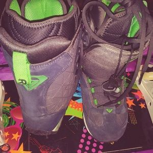 Roxy Snowboarding Boots Size 6.5